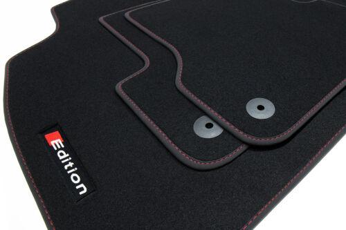 2003-2012 Edition Fußmatten für Audi A3 8P 8PA Sportback Limo S-Line Bj
