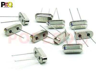 x Quarz 27 MHz Quartz Resonator#A2718 5 Stk