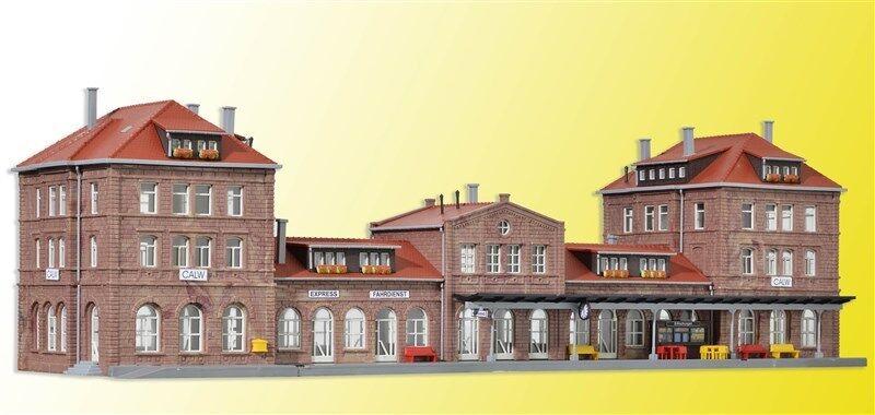 39371 Kibri HO Kit of Station Calw