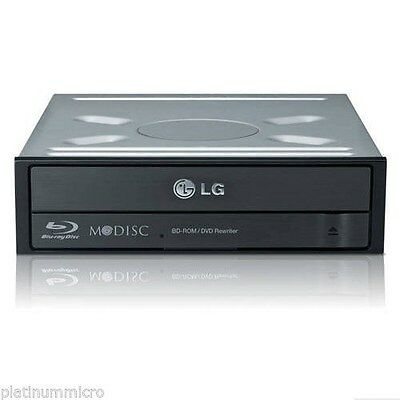 LG Internal Writer Blu-Ray Drive 12x SATA CD-DVD-BD ROM Burner UH12NS30