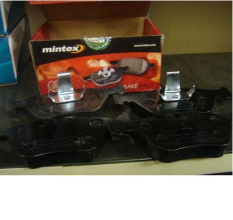 ROVER MG ZT ZT-T 2.5 190 4.6 MINTEX FRONT BRAKE PADS MINTEX MDB2620