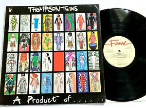 THOMPSON-TWINS-A-Product-Of-1984-Vinyl-LP-Album-Fame-FA-4130741