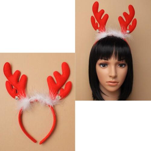 Hair Alice Christmas Headgear Bopper Star Band Party Horn Hat Headband Sleepies
