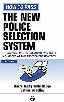 1 of 1 - How to Pass the New Police Selection System: Practise for the Psychometric Tests