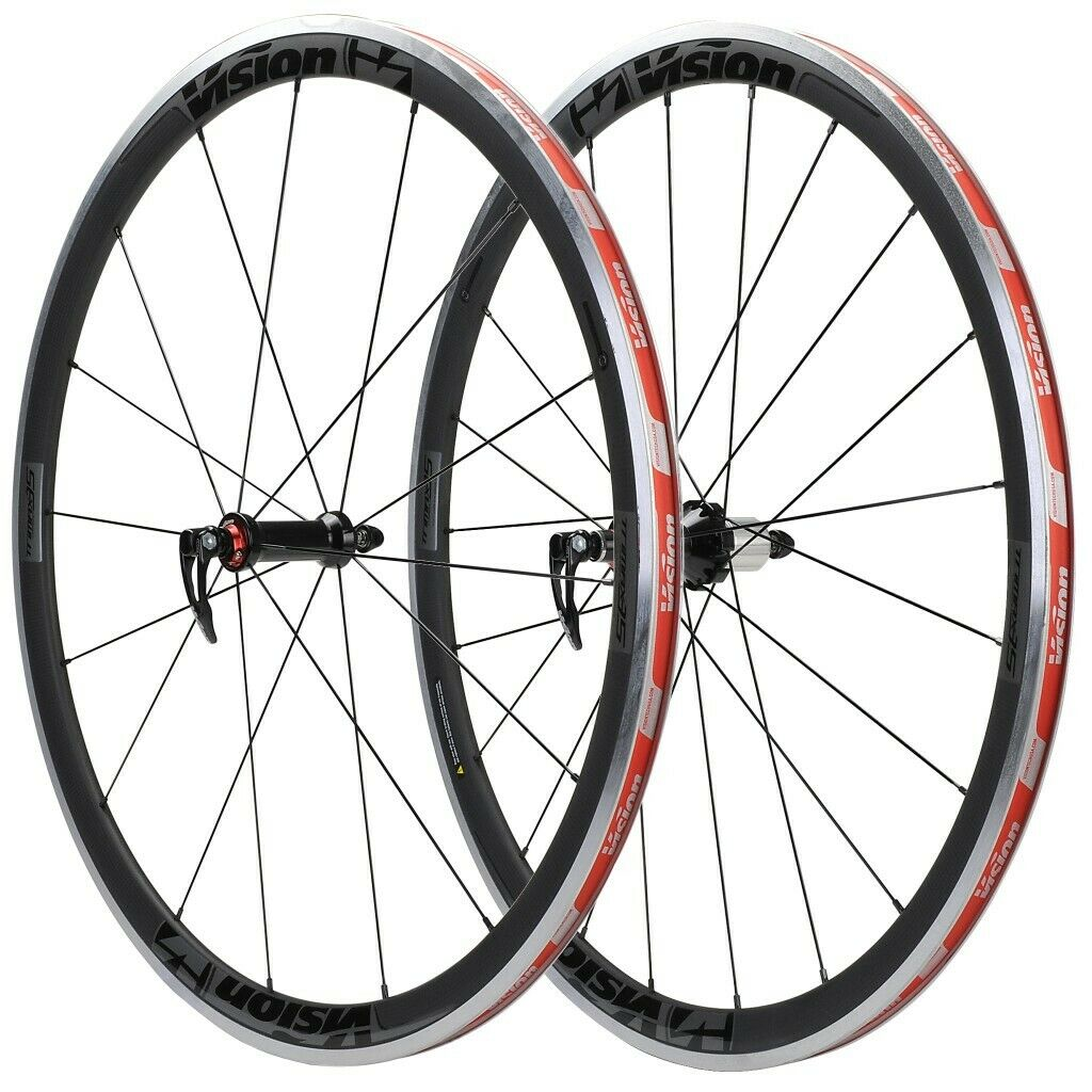Ruote Vision Trimax Carbon 35 - 1605 gr.