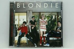 Blondie-Greatest-Hits-2-discs-Special-Sound-amp-Vision-Edition-CD-DVD