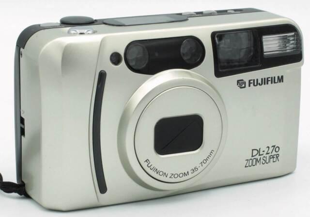 Fujifilm DL-270 zoom super - 35 mm Kamera analog -