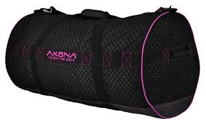Akona Scuba Diving Stealth Mesh Duffle Bag Gear Magenta Pink AKB749MG