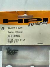SPORT ASSOCIATED 1353 biellettes titane courte HPI RS4 PRO