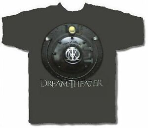 DREAM-THEATER-cd-lgo-CONSTANT-MOTION-Official-SHIRT-XXL-2X-New-systematic-chaos