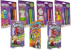 RenArt-Sprayza-and-Blendy-Pens-Mega-Bundle-Set-of-7-packs-ALL-INCLUDED