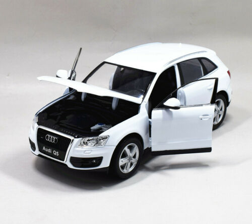 Welly 1:24 Audi Q5 Diecast Model Car Vehicle New in Box White
