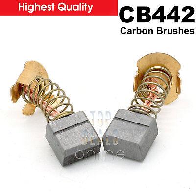 Makita 36v Chainsaws Carbon Brushes DUC252 DUC302 UC250D BUC250 BUH550 CB-442