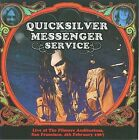 Live at the Filmore Auditorium, San Francisco, 4th February 1967 by Quicksilver Messenger Service (CD, Nov-2008, 2 Discs, United States of Distribution)