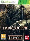 Dark Souls II -- Black Armour Edition (Microsoft Xbox 360, 2014)