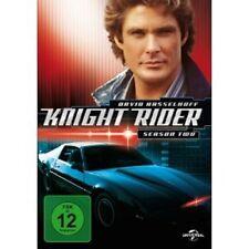 KNIGHT RIDER-SEASON 2 - 6 DVD NEUWARE DAVID HASSELHOFF,PATRICIA MCPHERSON