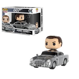 Funko Pop Vinilo paseos de James Bond 007 Aston Martin /& Sean Connery no 44
