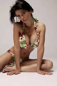 Image Is Loading Veronica Zemanova Hot Glossy Photo No5