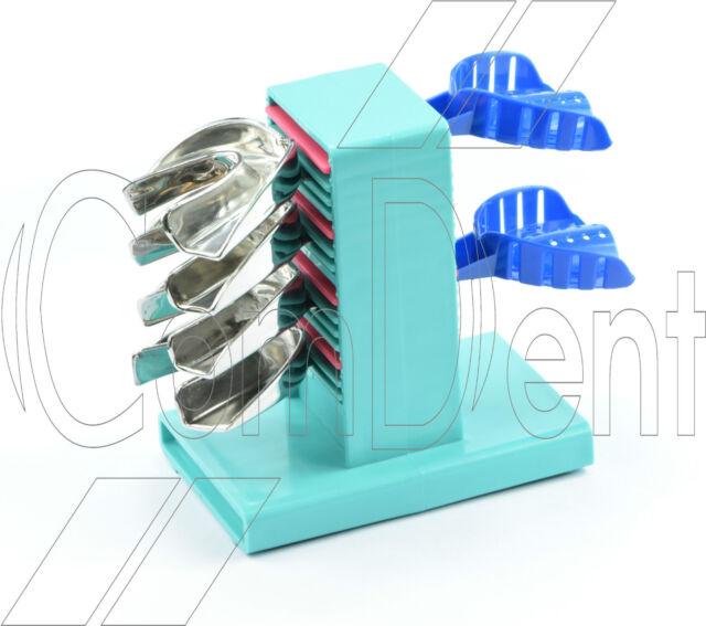 Dental Lab Impression Tray Plaster Holder Tray Dispenser Stand British  CE New