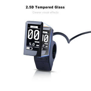 Mini Speedmeter Colorful SW102 Display for E-bike Scooter Bicycle Mid//Hub Motor