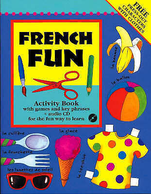 Very Good, French Fun: Language Learning Activity Pack (Language Activity) (Lang