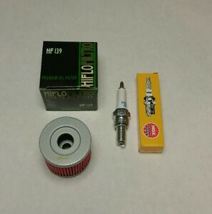 2003 - 2016 Suzuki LTZ400 LTZ-400 Tune Up Kit Spark Plug Oil Filter ...