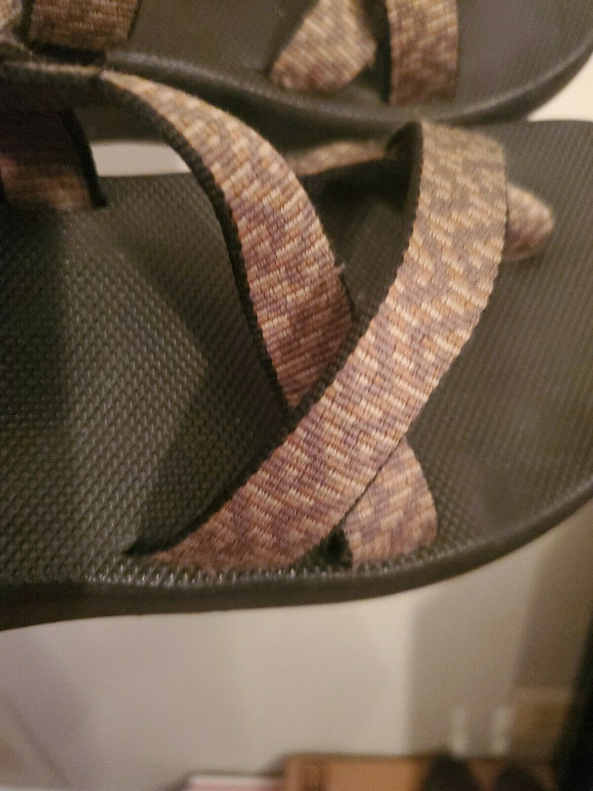 CHACO Women's Size 8 Strappy Sandals - image 9