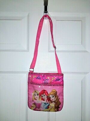 Walt Disney Princess Aurora Sleeping Beauty Canvas Shopper Tote Bag new