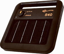New Listingg345404 S40 Solar Fence Charger Quantity 1