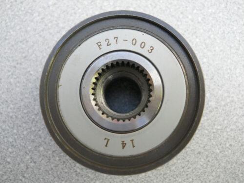 03P164 ALTERNATOR CLUTCH PULLEY MERCEDES Sprinter 308 311 313 316 2.2 2.7 CDI