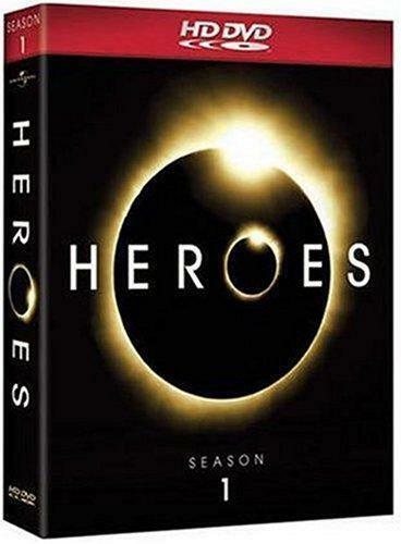 Heroes: Season 1 [HD DVD], Very Good DVD, Ali Larter,Zachary Quinto,Adrian Pasda