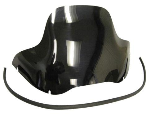 Rubber Trim Strip for Harley Davidson Road Glide FLTR Windshield 1 piece