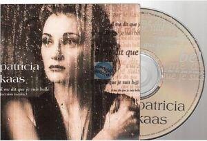 Patricia-Kaas-Il-Me-Dit-Que-Je-Suis-Belle-Cd-Single
