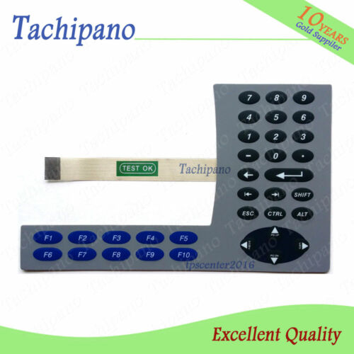 Membrane switch keypad for AB 2711P-K6C5A8 PanelView Plus 6-600