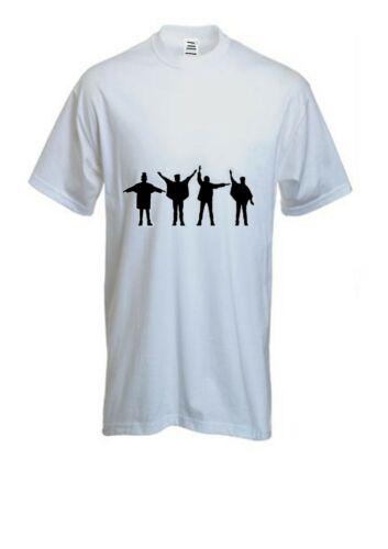 The Beatles Help retro 60/'s unisex T shirt John Lennon gift present