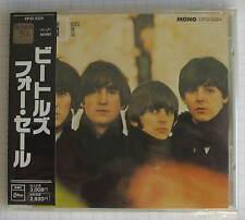 THE BEATLES - Beatles For Sale JAPAN CD OBI RAR! CP32-5324