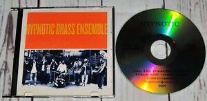 Hypnotic-Brass-Ensemble-Orange-CD-Album-Self-Released-Funk-Jazz-2001