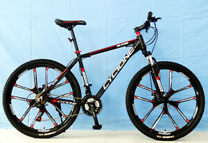 Details Zu Mtb 275 Gt Alluminio Bicicletta Route Speciali 21 Shimano Zoom Prowheel Top