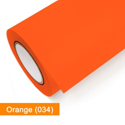 KlebefolieOracal 751C-034 Orange hochglänzendab 1 lfmgünstig