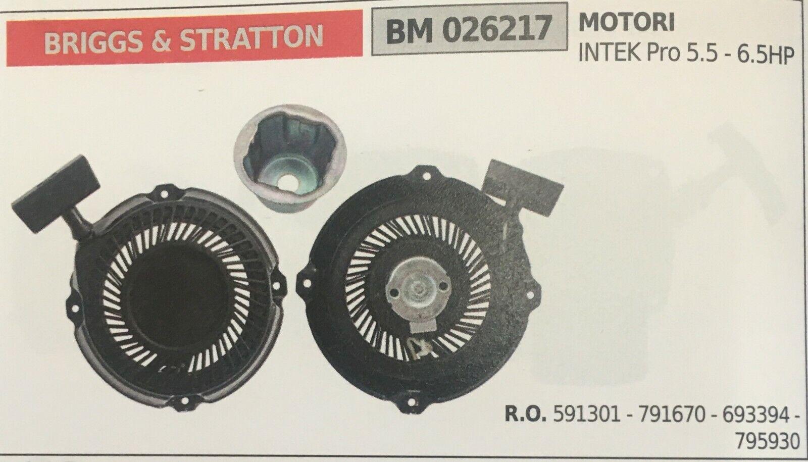 AVVIAMENTO COMPLETO BRUMAR BRIGGS & STRATTON BM026217