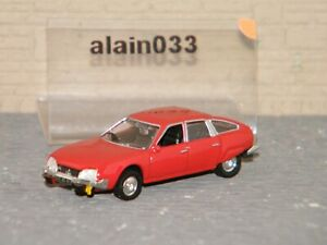 Citroen CX 2000 1975 soleil red Modellauto 159013 Norev 1:87