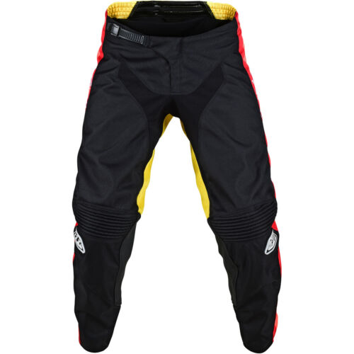 38 Troy Lee Designs GP Off Road MX Gear Set Premix 86 Black Yellow 2XLarge