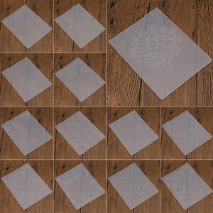 Embossing-Folder-Praegeschablone-Praegefolder-Blatt-Schluessel-Blume-DIY-Geschenk