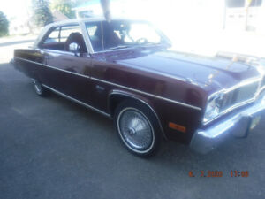 1975 Plymouth Scamp Brougham