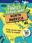 Lonely Planet Kids - My Family Travel Map - North America