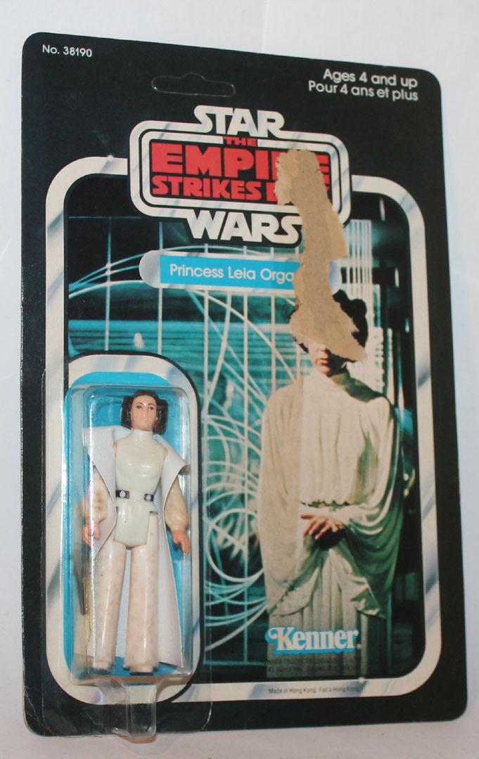 Personajes De Star Wars Esb Imperio Contraataca Original Leia Canadá Toy Fair pantalla