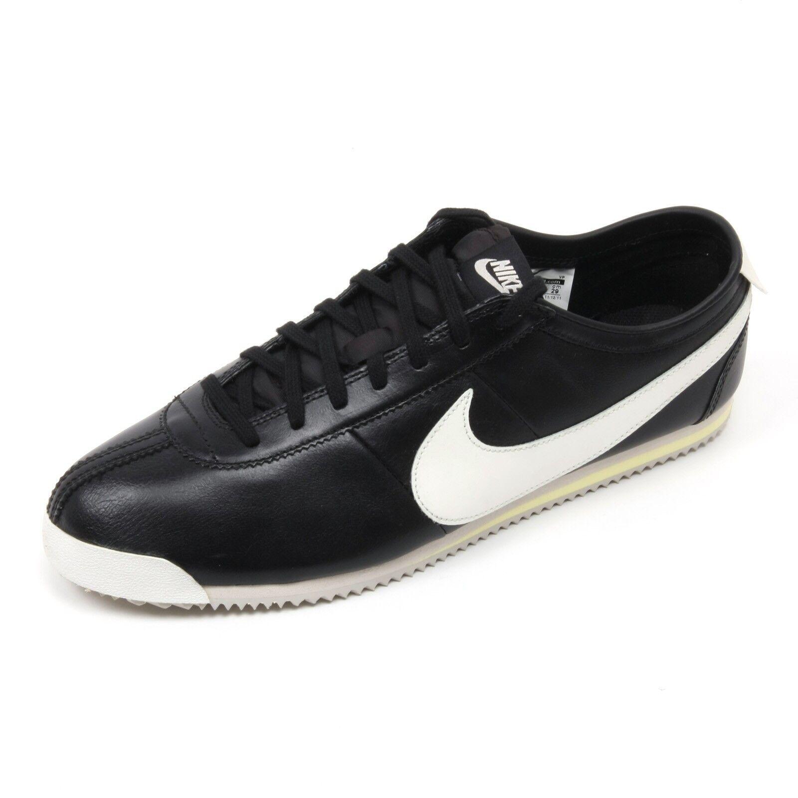 C2654 zapatilla hombre NIKE CORTEZ CLASSIC zapato OG LEATHER  zapato CLASSIC  avorio/rosso  zapato  man 40e80a