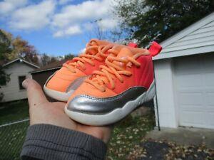 Air Jordans Retro 12 Baby Girl Size 7C
