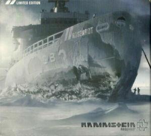 Rammstein - Rosenrot (CD, Album + DVD-V + Ltd, Dig)