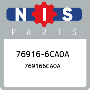76916-6CA0A-Nissan-769166ca0a-769166CA0A-New-Genuine-OEM-Part